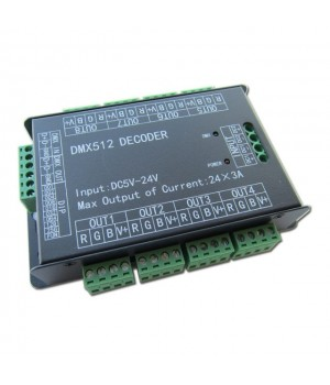 TIS-DMX-24CH3A-DMX512 (LED driver DMX 24*3)