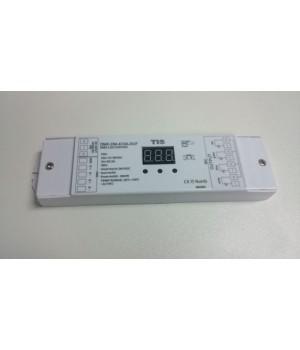 TIS-DMX-4C5A-DCF (LED driver DMX 4*5)