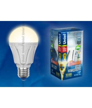 LED-A60-11W/WW/E27/FR/DIM PLP01WH картон