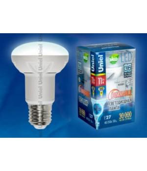 LED-R63-11W/NW/E27/FR/DIM ALP01WH пластик