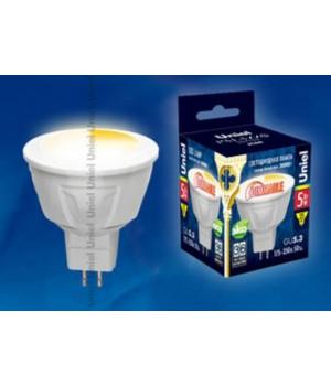 LED-JCDR-5W/WW/GU5.3/FR/DIM PLP01WH картон