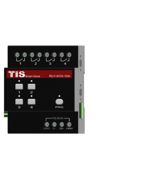 TIS-VLC-6ch-3A (Релейнй 6- канальный 3А модуль)