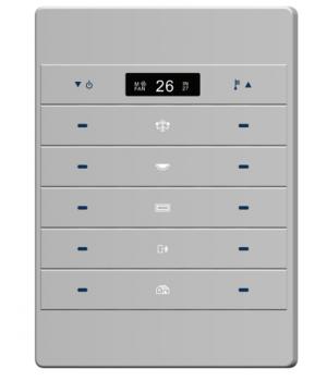 Mars Series MRS-AC10G (10-и кнопочная панель с 2-я дополнительными кнопками