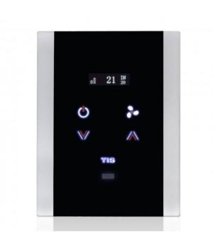 TIS-VEN-AC-3R-HC ( 3-и канала реле, 8A 250VAC на канал, шина TIS AIR)