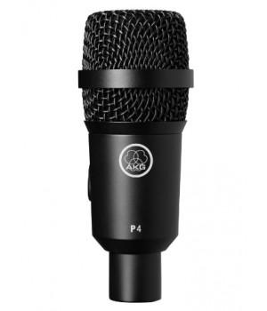 Микрофон для барабанов, перкуссии и комбо AKG P4