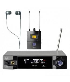 Радиосистема персонального мониторинга in-ear AKG IVM4500 Set BD8