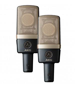 Студийная стереопара AKG C314 ST