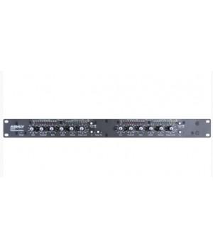 Стерео пиковый компрессор-лимитер ASHLY CLX-52S