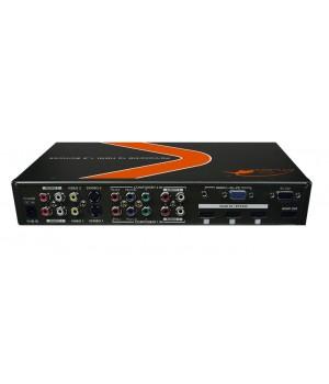 Коммутатор сигналов от разных источников в HDMI AST Atlona AT-HD600