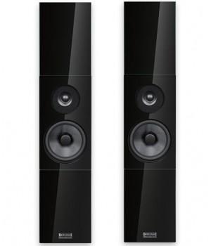 Настенная акустика Audio Physic CLASSIC OnWall 2 -Glass Black High Gloss-