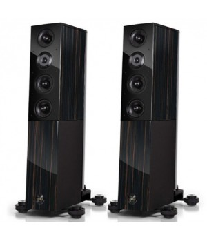 Напольная акустика Audio Physic Cardeas 30 Limited Jubilee Edition Black Ebony high gloss