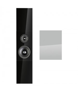 Настенная акустика Audio Physic Classic OnWall -Glass White High Gloss-Sides-Glass White-