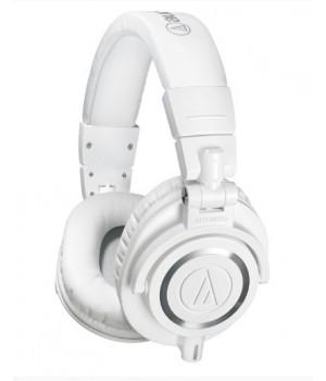 Мониторные наушники Audio-Technica ATH-M50x White