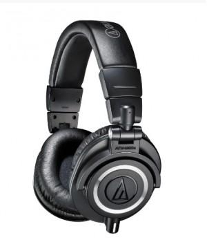 Мониторные наушники Audio-Technica ATH-M50x Black