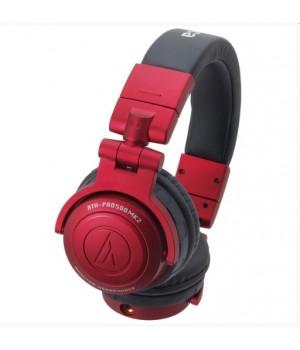 Накладные наушники Audio-Technica ATH-PRO500MK2RD