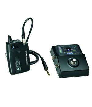 Гитарная радиосистема Audio-Technica ATW1501 с поясным передатчиком без микрофона