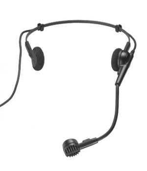 Головной динамический микрофон Audio-Technica PRO8HEcW
