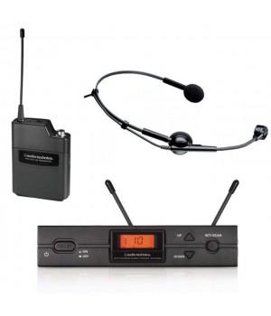 Головная радиосистема Audio-Technica ATW2110a/HC1 с конденсаторным микрофоном ATM75cW