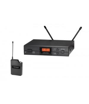 Гитарная радиосистема UHF Audio-Technica ATW3110b/G с кабелем AT-GCW
