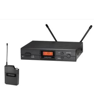 Головная радиосистема Audio-Technica ATW2110a с динамическим микрофоном PRO8HECW