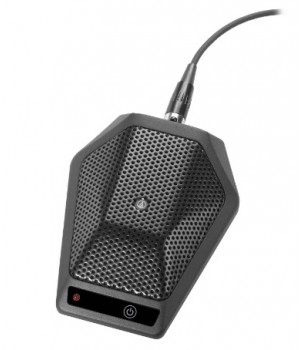 Поверхностный микрофон Audio-Technica U891Rx Black