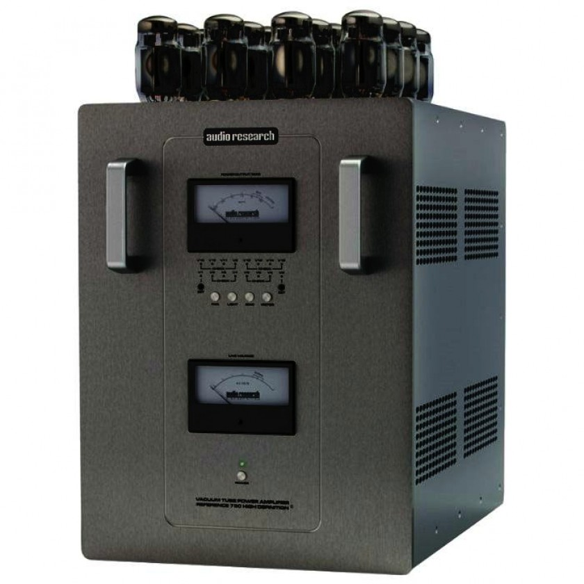 Audio Research Ref 750 Black