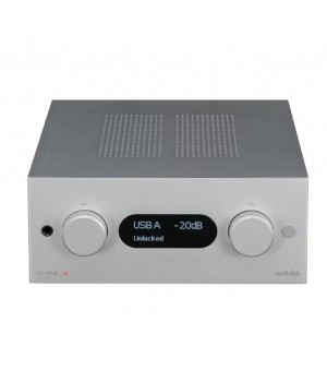 Интегрированный усилитель AudioLab M-ONE Silver