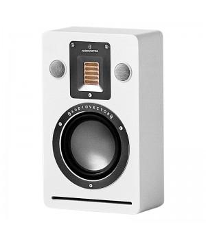 Настенная акустика AudioVector QR WALL White silk