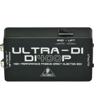 DI-box Behringer DI400P