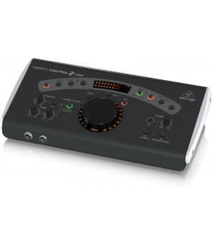 Мониторный контроллер Behringer CONTROL2USB