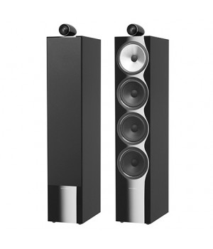 Напольная акустика Bowers & Wilkins 702 S2 Gloss Black