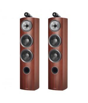 Напольная акустика Bowers & Wilkins 804 D3 Rosenut