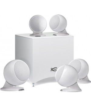 Комплект акустики  CABASSE ALCYONE 2 SYSTEM 5.1 GLOSSY WHITE