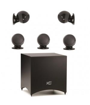 Комплект акустики CABASSE ALCYONE 2 SYSTEM 5.1 GLOSSY BLACK