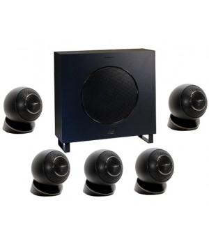 Комплект акустики Cabasse EOLE 4 SYSTEM 5.1 Black