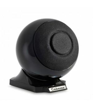 Полочная акустика Cabasse IO2 ON BASE GLOSSY BLACK