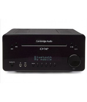 Стереоресивер Cambridge Audio One Black