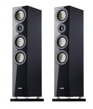 Напольная акустика Canton Chrono SL 586.2 DC, black high gloss