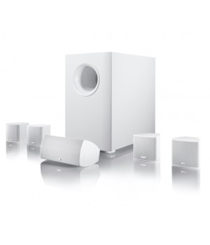 Комплект акустики Canton Movie 95 White