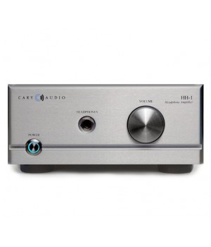 Усилитель для наушников Cary Audio HH-1 Silver