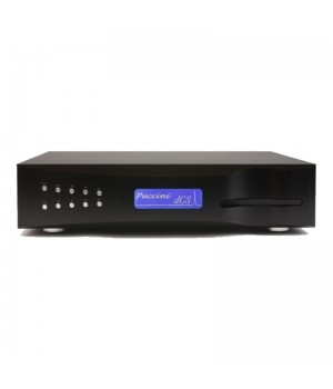 CD проигрыватель DCS Puccini CD/SACD Player Black