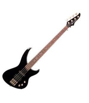 Бас гитара 4 струнная Andromeda Opaque Bass Raven W/bag/LUNA AND DCB RAV