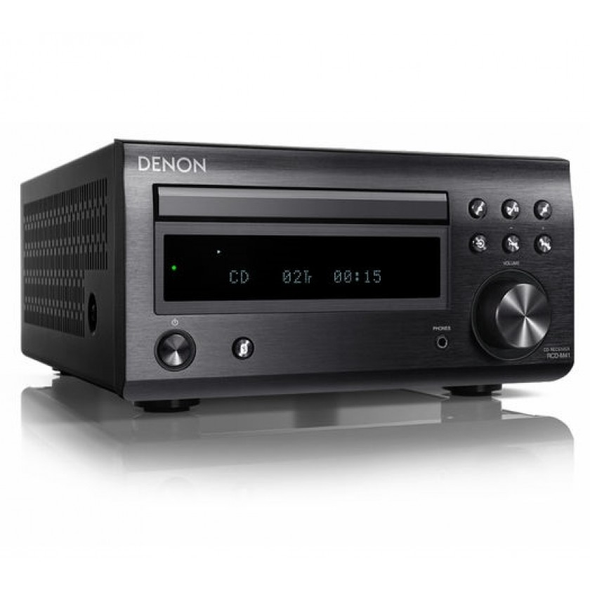 CD ресивер Denon RCDM41BKE2