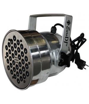Светодиодный прожектор EURO DJ LED PAR 56-3W/60