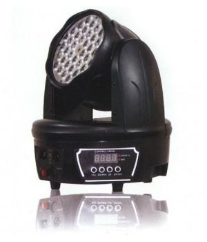 Движущаяся голова EURO DJ LED Wash 363