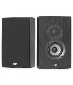 Полочная акустика Elac Debut OW 4.2 Black brushed vinyl