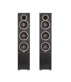 Напольная акустика Elac Debut F5.2 Black brushed vinyl