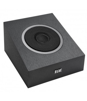 Elac Debut A4.2 Black Brushed Vinil