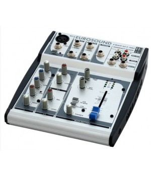 Микшерный пульт EUROSOUND Compact-502