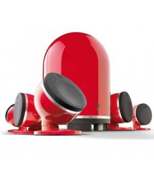 Комплект акустики Focal MULTIMEDIA DOME PACK 5.1 RED